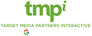 Target Media Partners Mobile Logo